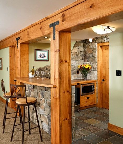 Rustic Themed Man Cave : Pin by kay koehlmoos on for the home pinterest