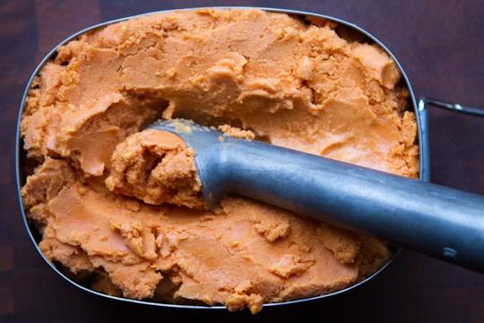 ingredient healthy ice cream!