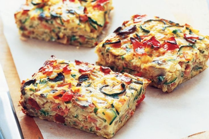 ... Recipes and Tips! — Healthy, Delicious Frittata Weight Loss Recipe