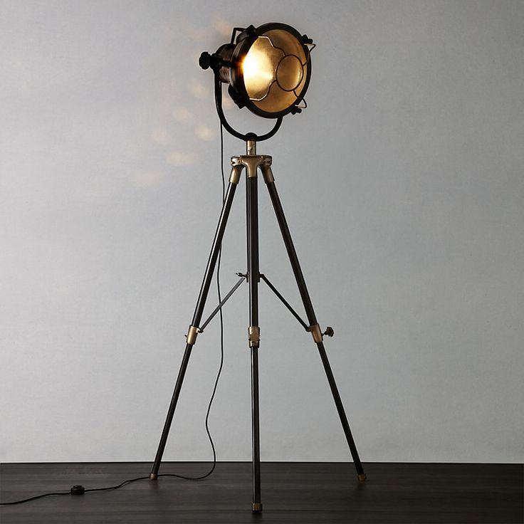 libra vintage floor lamp funky office pinterest. Black Bedroom Furniture Sets. Home Design Ideas