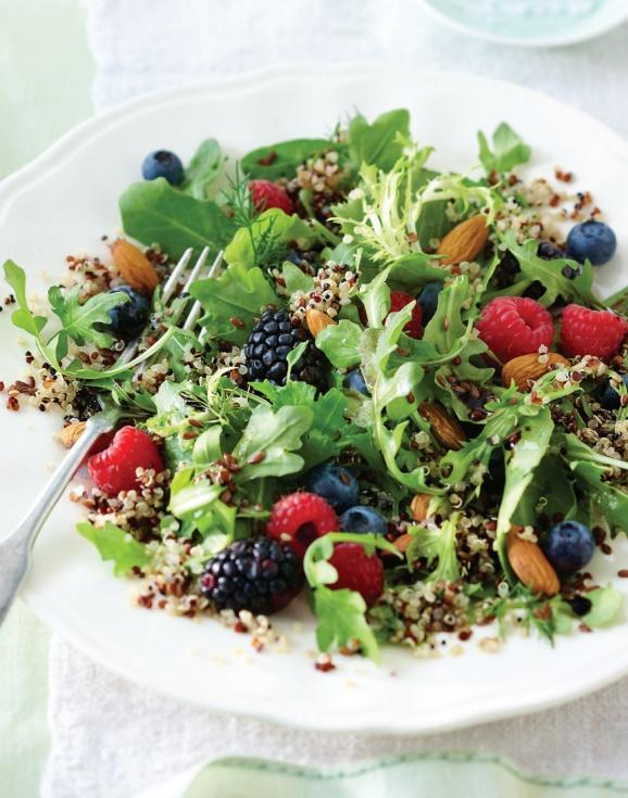 Antioxidant super salad | INSPIRED Eats | Pinterest