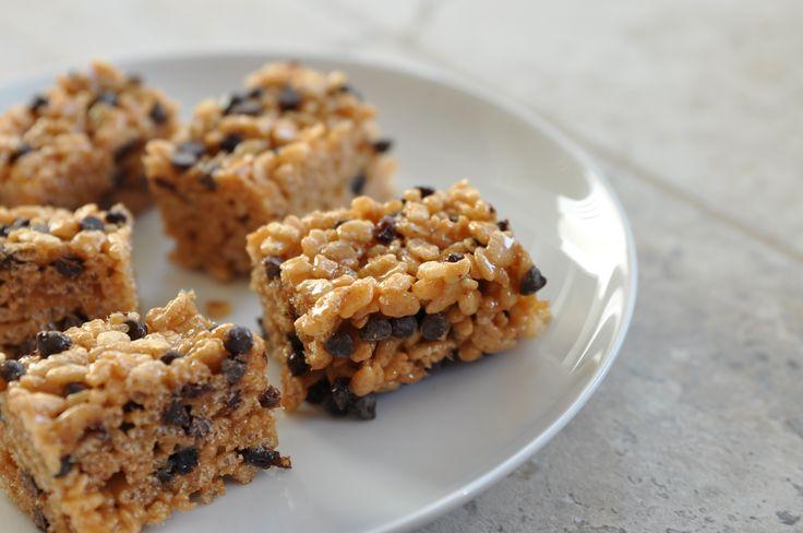 Brown Rice Crisp Treats Recipe — Dishmaps