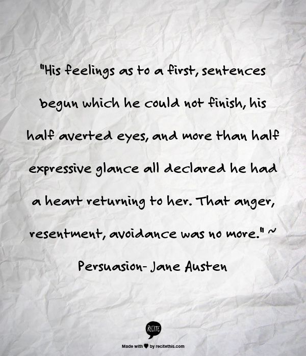 Essay topics for persuasion by jane austen