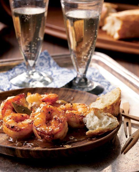 New Orleans BBQ Shrimp - - Fine Living - Family Friendly Recipes