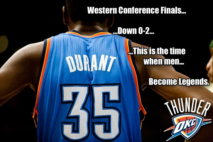 Time to thunder up