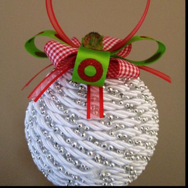 My Handmade Ornaments Christmas Pinterest
