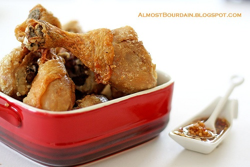 Momofuku fried chicken | Gastronomy | Pinterest