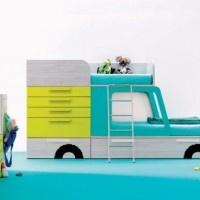 Super Cool Beds : super cool bunk bed!  Asazii loves  Pinterest