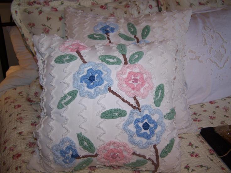 Синель подушке