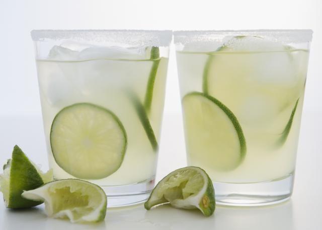 Calories Homemade and Restaurant Margaritas