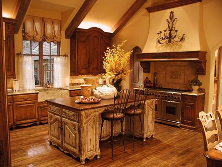Kitchen Decorating Themes Tuscan tuscan style kitchen design. 8 photos of the tuscan style kitchen