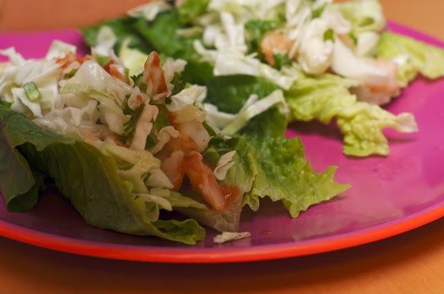 Spicy Slaw | Vegetarian recipes | Pinterest
