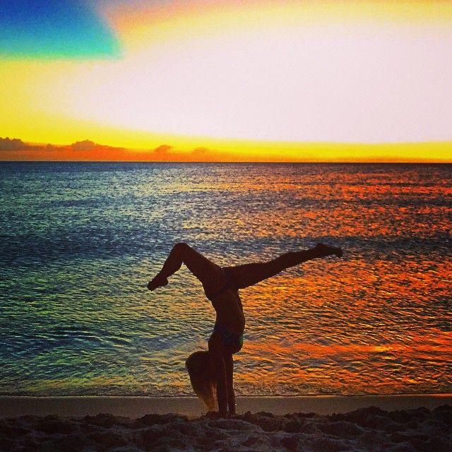yoga_girl's photo on Instagram