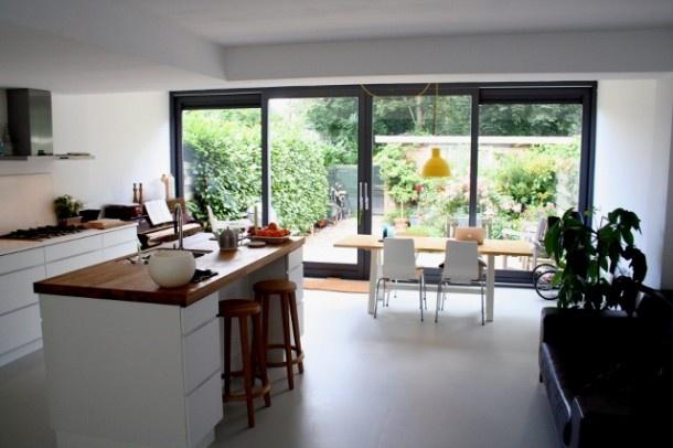 Houten Speelgoed Keuken Karwei : Uitbouw Woning Keuken : uitbouw keuken The New Soon To Build Pinterest
