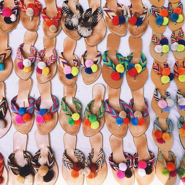 Fancy DIY Pom Pom Sandals For Summer Inspired By Aquazzura