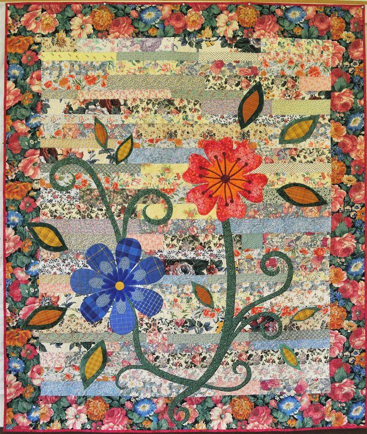 Цветы для мамы ... 2011 Raffle Одеяло