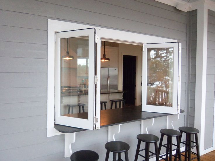 Pin by casey priebe on dream home pinterest for Folding window