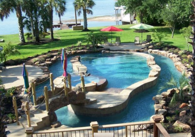 nice backyard pool homes outdoorsy stuff pinterest