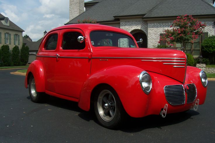 1940 willys 2 door sedan willys pinterest for 1940 door