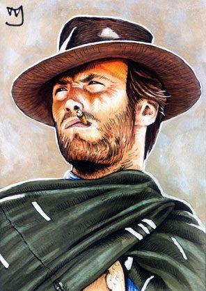 Clint Eastwood | My sk...