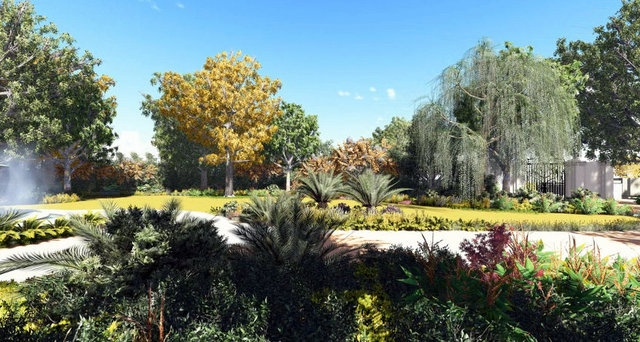 Lumion 3 released quick easy real time 3d for Garden design 3d tools