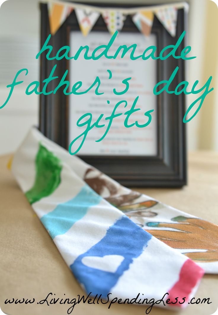 father's day gifts diy pinterest