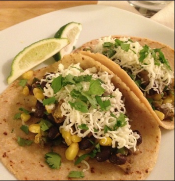 ... tacos black bean tacos with corn salsa black bean and corn mole tacos