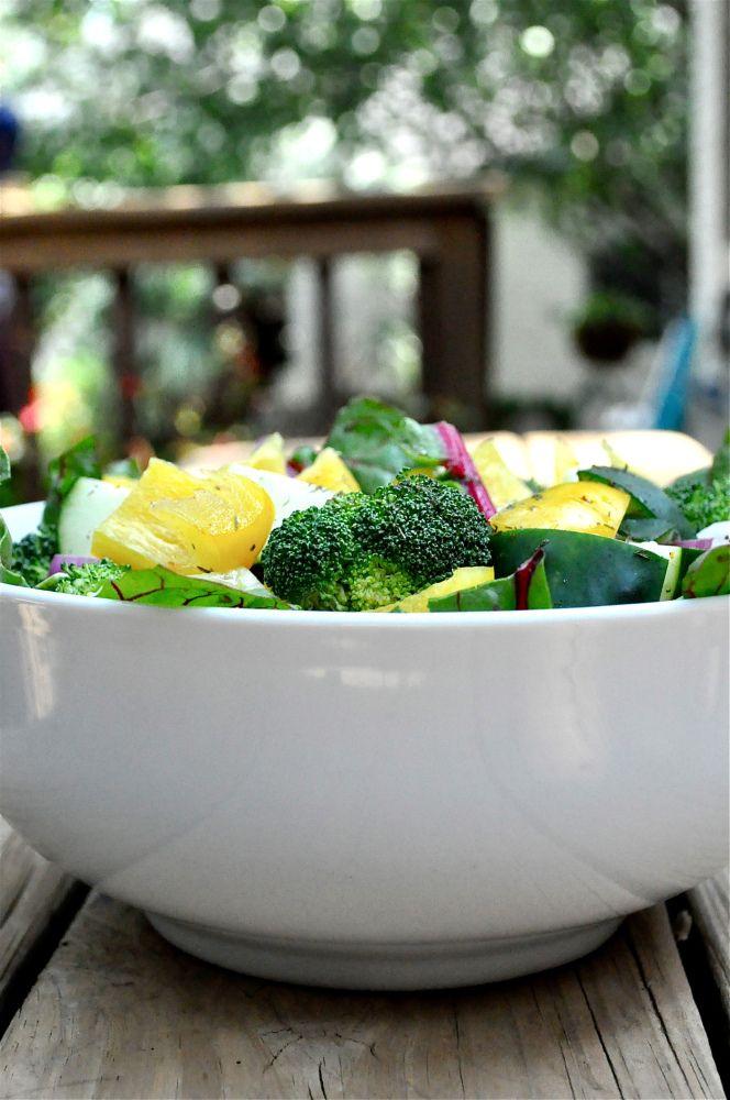 Golden Quinoa Salad With Radish, Dill & Avocado Recipes — Dishmaps