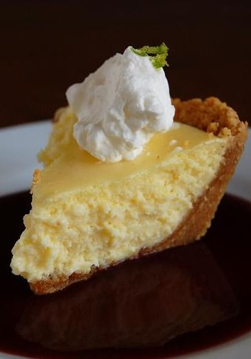 ... Camping Key Lime Pie with Coconut-Pecan Graham Cracker Crust