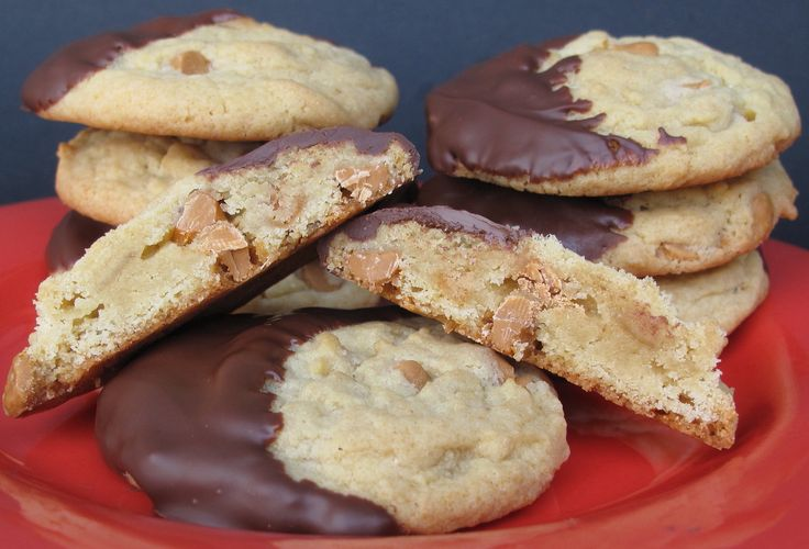 Banana Chip Butterscotch Pudding Cookies | Recipes - Cookies | Pinter ...