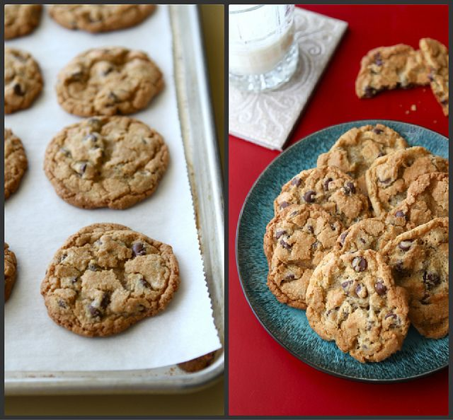 Amazing Chocolate Chip Cookies by Savory Sweet Life (Giveaway) | Reci ...