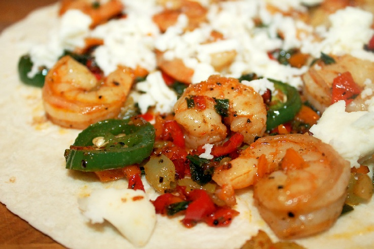 Creole Contessa: Shrimp Quesadillas | Shrimp fest | Pinterest