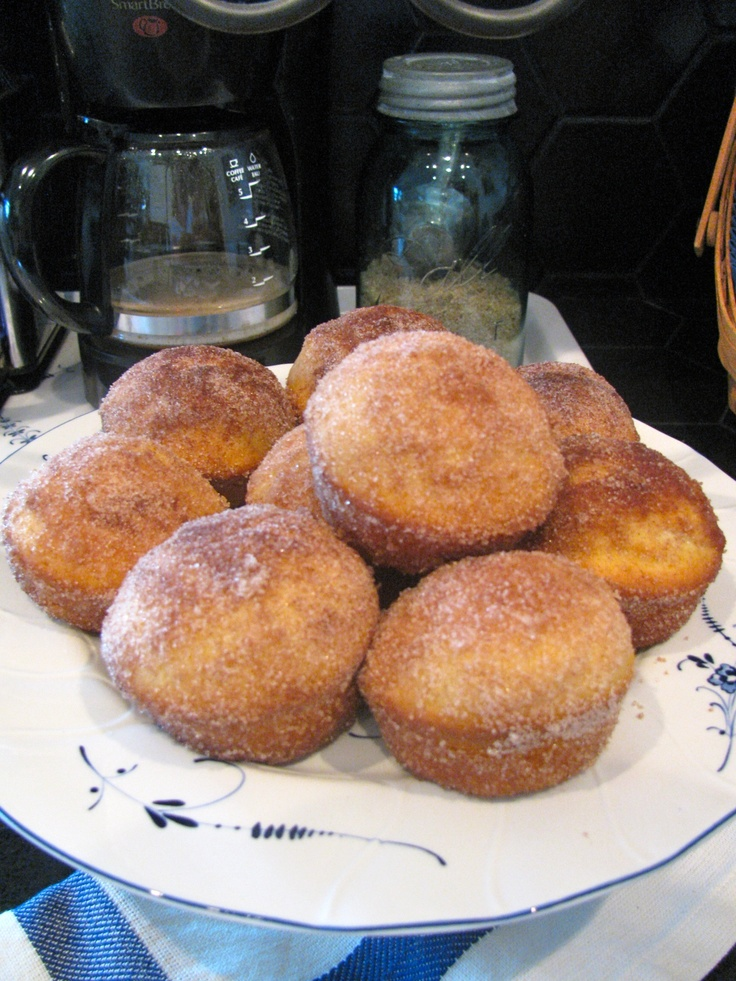 Rita's Recipes: French Breakfast Puffs | French party | Pinterest