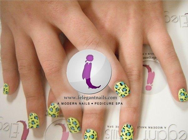 Nails Salon & Pedicure Spa Bellevue l Green Bay l Depere l Shellac