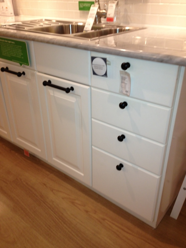 black cabinet pulls ikea home ideas pinterest