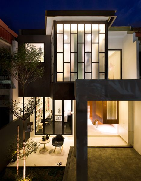 Pod Style Home Makeover Plan Architecture And Interior
