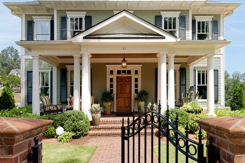 Carolina Style Home