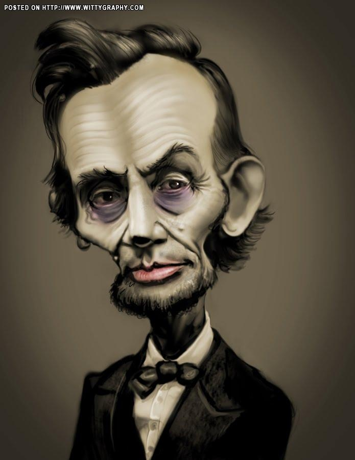 Honest Abe Art Caricatures Famous Amp Not So Famous