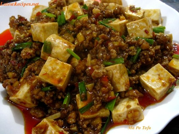 mapo_tofu | Asian recipes | Pinterest