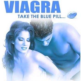 The blue pill viagra