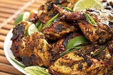Perfect Baked Jerk Chicken | Food & Drink | Pinterest