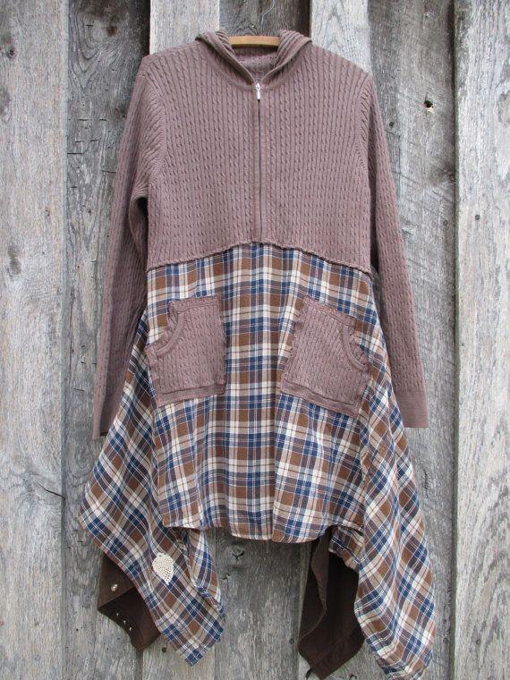 Переделка одежды из старой в стильную своими руками