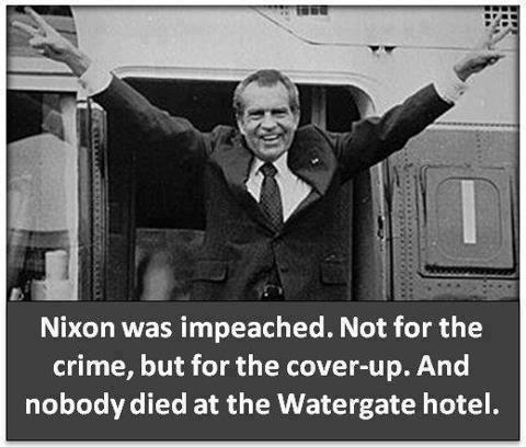 Impeachment Of Nixon NIXON IMPEACHED | Not ...