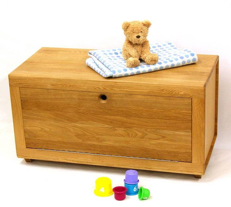 Toy Box Shoe Storage Bench
