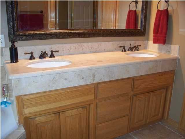 Raise The Height Of A Bathroom Vanity Baths Pinterest