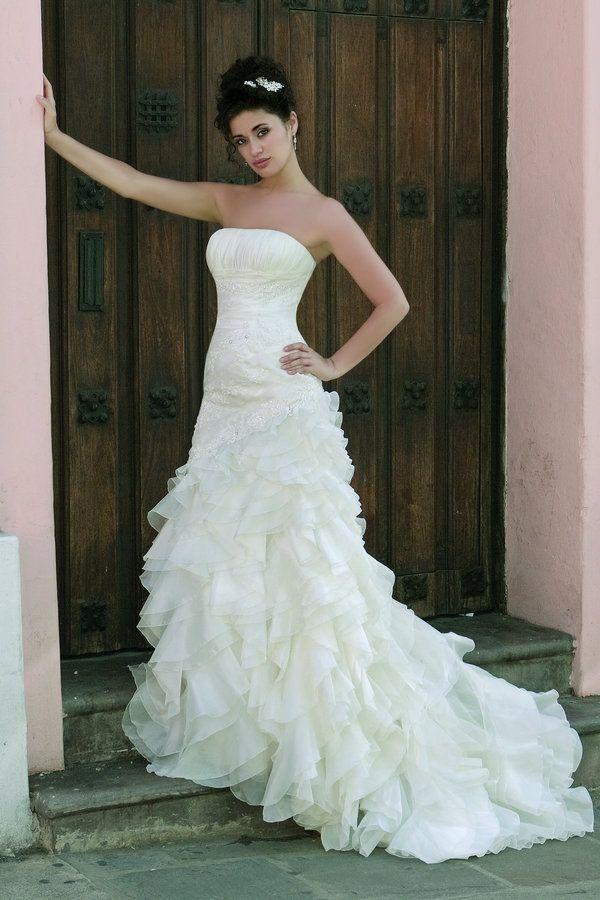 Flamenco wedding dress images for Flamenco style wedding dress
