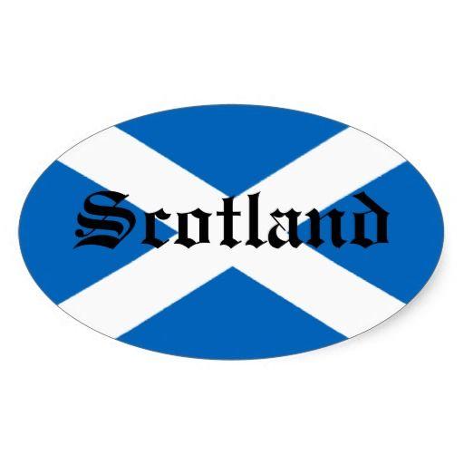 scottish flag name