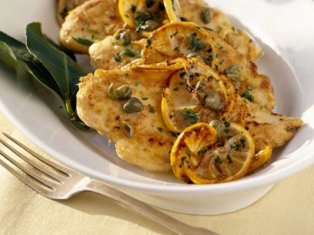Chicken Piccata | art | Pinterest