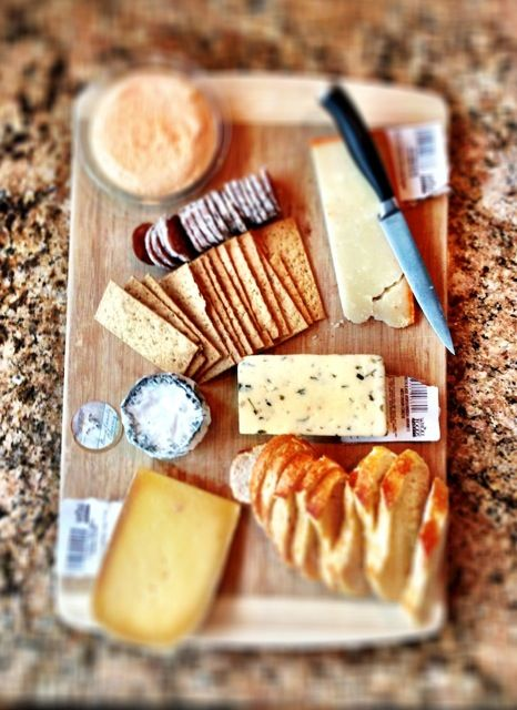 Chicago Cheeseplate #1 www.7b9b.com
