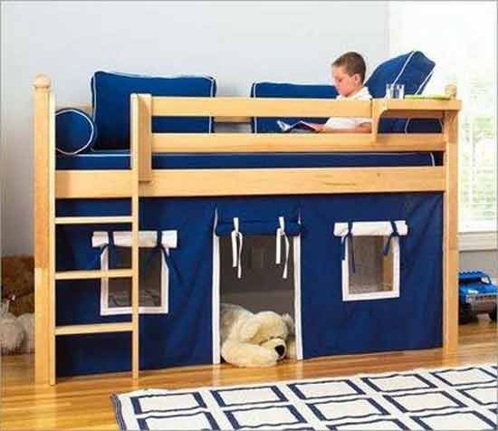 Best Bunk Bed Fort For The Home Pinterest 400 x 300